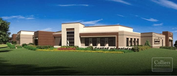 New 12,300 SF Building: 17065-17165 Capitol Drive