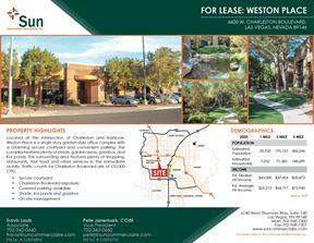 Weston Place