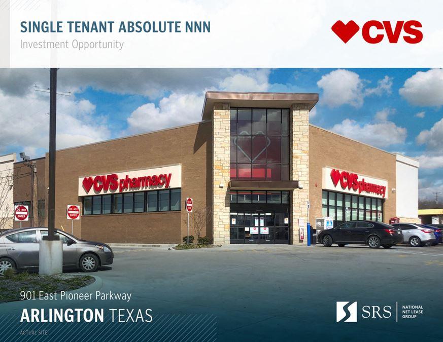 Arlington, TX - CVS ZCF
