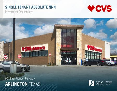 Arlington, TX - CVS ZCF - Arlington