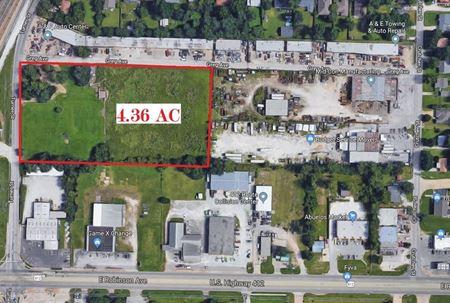 Commercial Land On Turner and Greg - Springdale
