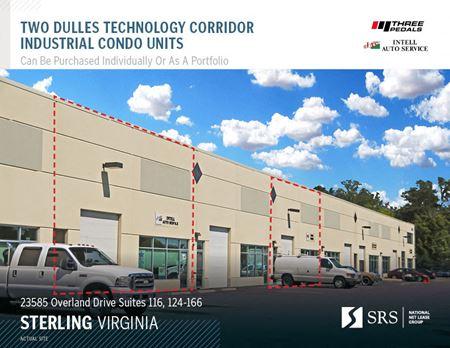 Sterling, VA - Industrial Condo Units - Sterling