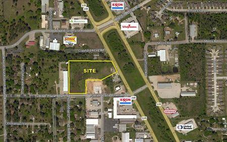 +/- 2.26 Acres of Land on Decker Prairie Rosehill Rd & SH-249 - Pinehurst