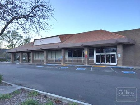 RETAIL BUILDING FOR LEASE AND SALE - Vacaville