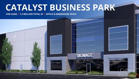Catalyst Business Park - American Fork