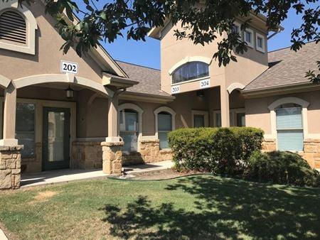 Canyon Vista Office Condo - Building B203 - New Braunfels
