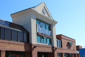 Evans Crossing Shopping Center - Evans