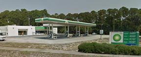 Gas Station Retail End-Cap