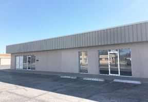 Office/ Retail Space on 34th St. For Lease - Lubbock