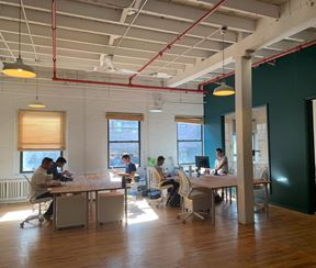 Greenpoint Furnished Office Sublease