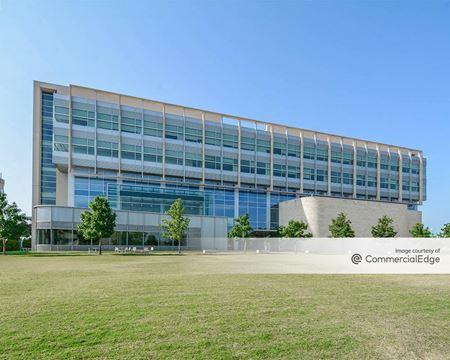 UNT Health Science Center - Medical Education & Training Building - Fort Worth