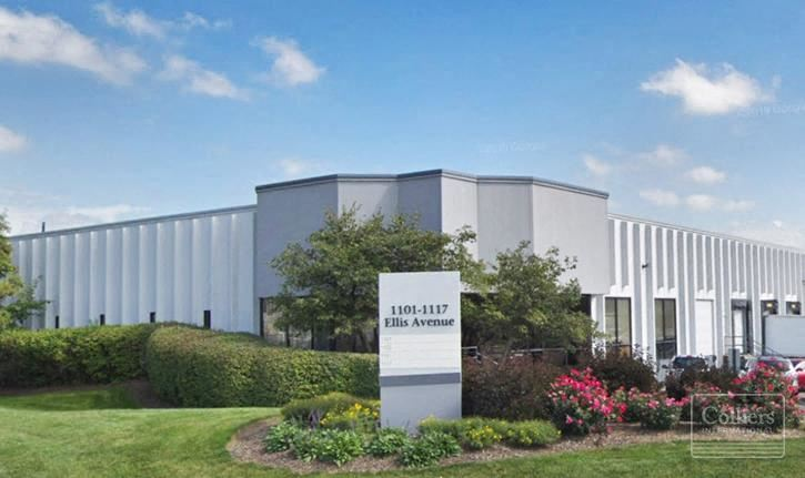 23,357 SF Available for Lease in Bensenville, IL