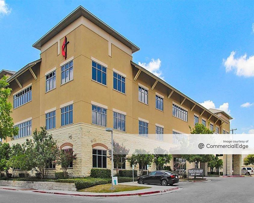 Methodist Texsan Hospital - Heart Plaza One