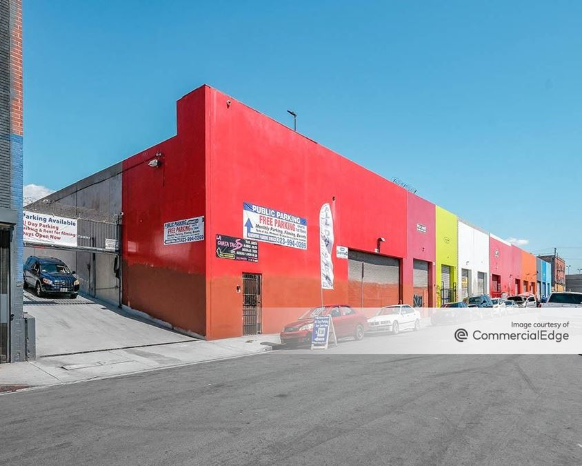 969-990 East 10th Street & 963-1111 East 11th Street