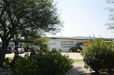 Crane Served Warehouse - Robstown/Corpus Christi