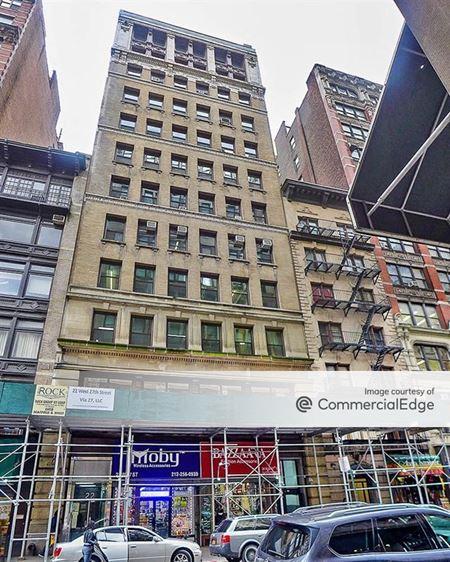 22 West 27th Street - New York