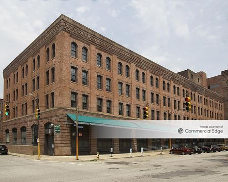 Forbes Pride & Stevenson Buildings - Pittsburgh