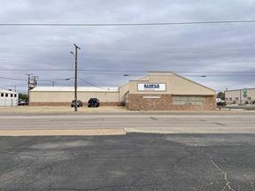 Multi-Building Facility w/ Wash-Bay & Multiple Cranes - Odessa