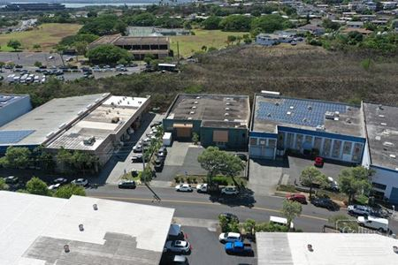99-910 Iwaena St Warehouse & Air Conditioned Office at Halawa Industrial Park For Sale - Aiea