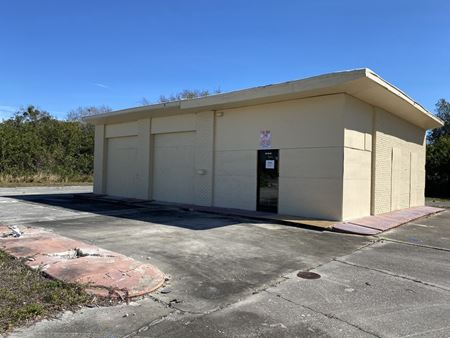 Former Gas/Service Station - Cocoa