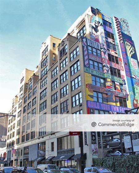 NY Observer Building - New York