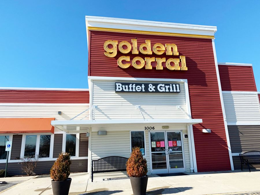 Golden Corral Redevelopment Opportunity