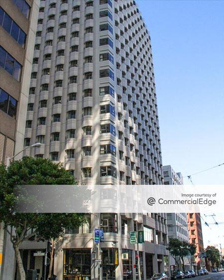 The Transamerica Pyramid Center - 505 Sansome - San Francisco