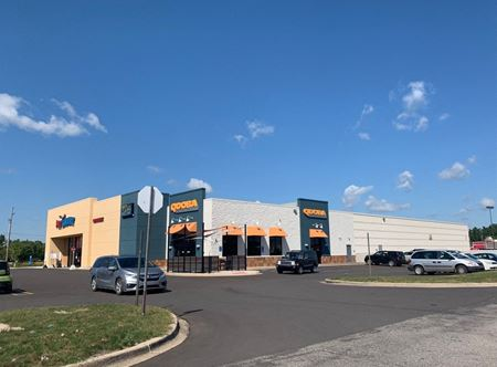 Midland Shopping Plaza - Midland