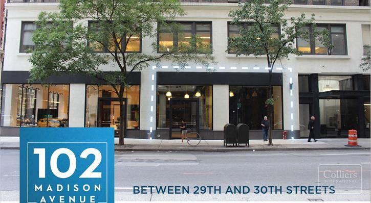 102 Madison Avenue