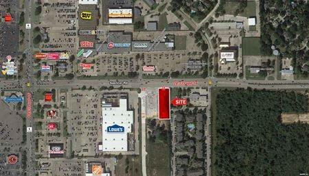 .85 AC Retail Pad - Copperfield - Houston