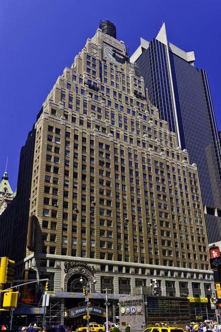 Regus | 1501 Broadway Times Square