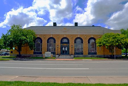 Former Post Office & NPS PDC Building - Norman