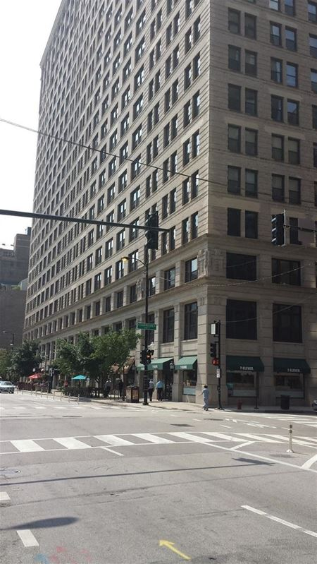 South Loop/Printers Row Retail - Restaurant Space - Chicago