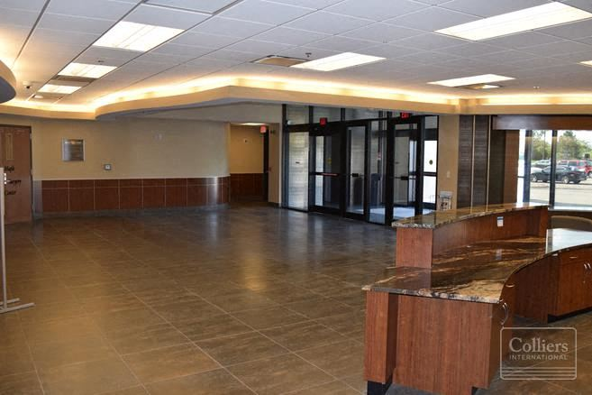 For Lease > Oakland Professional Pavillion Medical Office 23,000 (+/-) SF to 186,880 SF Available Immediately