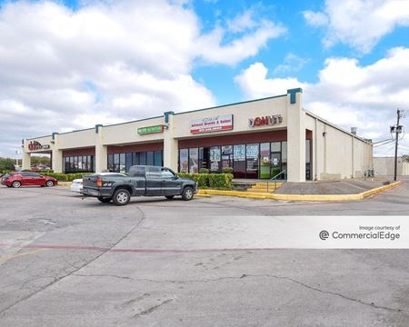 Forest Hill Shopping Center - Fort Worth