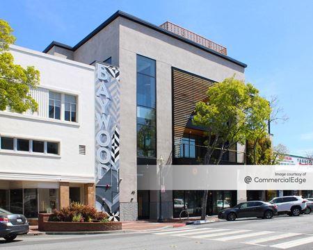 333-345 South B Street - San Mateo