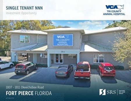 Fort Piece, FL - VCA (Tri County Animal Hospital) - Fort Pierce