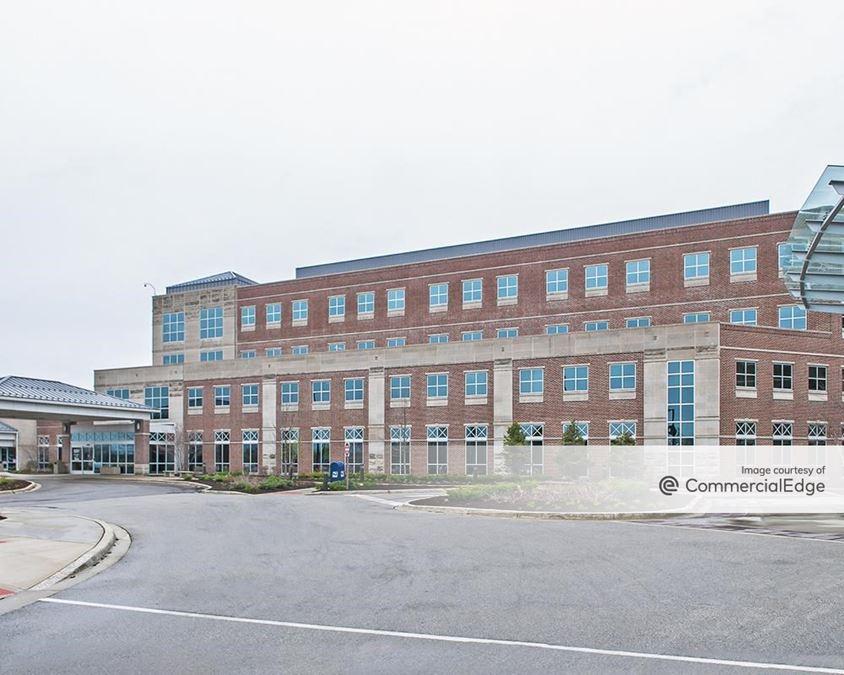 Northwestern Medicine Delnor Hospital Surgical Services & 351 Medical Building