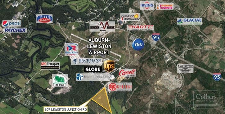 Land in Auburn Industrial Park