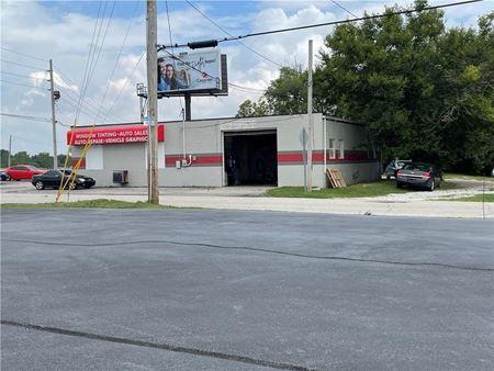 Auto Sales & Repair Shop For Sale - Plainfield