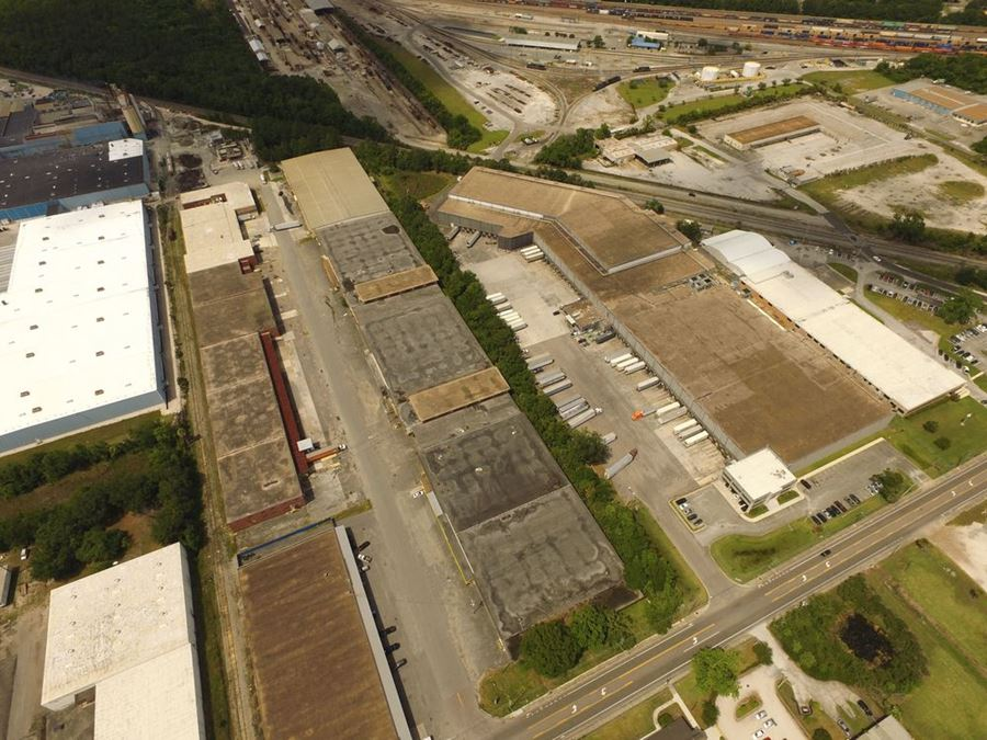 Multi-tenant Industrial Warehouse and Distribution buildings