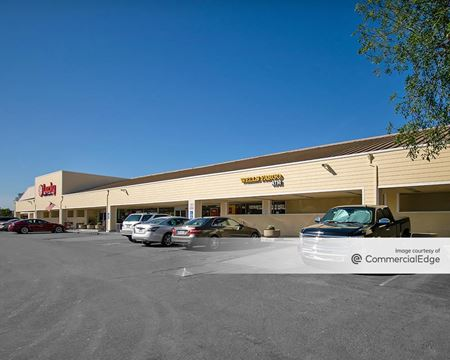 Edgewater Place Shopping Center - Foster City
