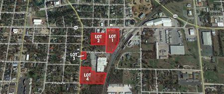 3 Acres (Lot 1) E. Jefferson St. & Britt St. - Siloam Springs, AR - Siloam Springs