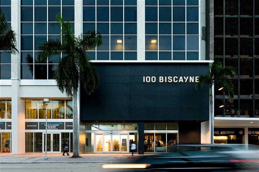 100 Biscayne Blvd Miami, FL 33132 - Office