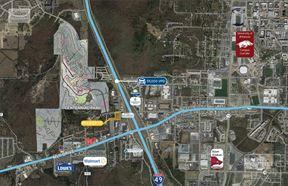 2709 W Old Farmington Rd, Fayetteville - 2.89 Acres - Fayetteville