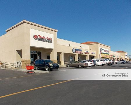 Brookhurst Shopping Center - Garden Grove