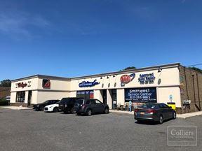 Multi-Tenant Industrial/ Retail Center