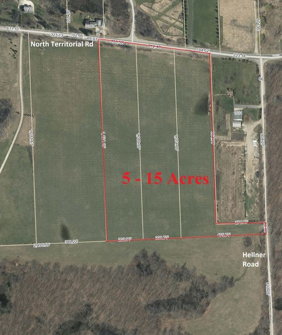Ann Arbor Residential Vacant Land Lots for Sale