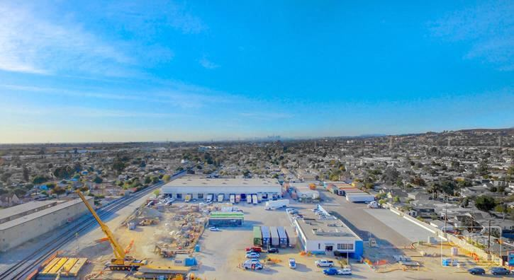 Prime Last Mile Logistics Site in Central Los Angeles