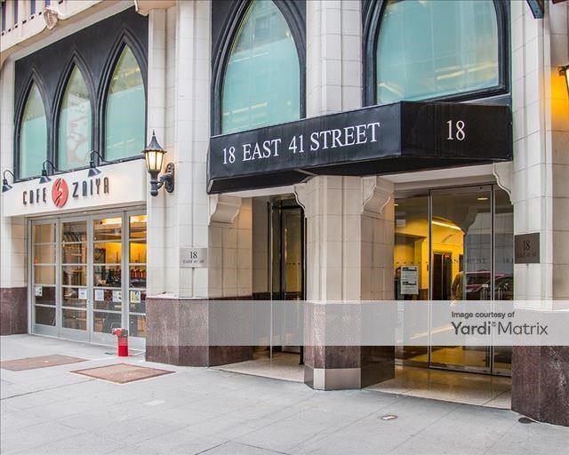 18 East 41st Street